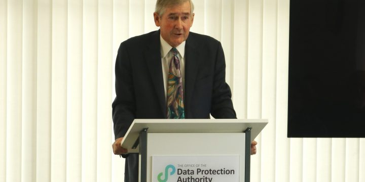 """Data protection is too important to be left to the experts"""